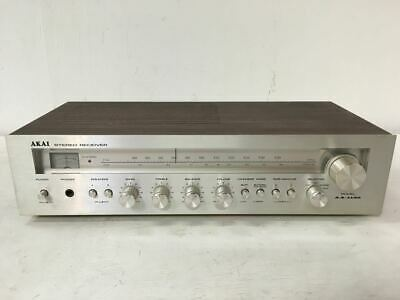 Vintage Akai AA-1125 Stereo Amplifier / Receiver - High Quality - Japan