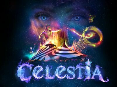 2 Tickets To Celestia At The Stratosphere In Las Vegas