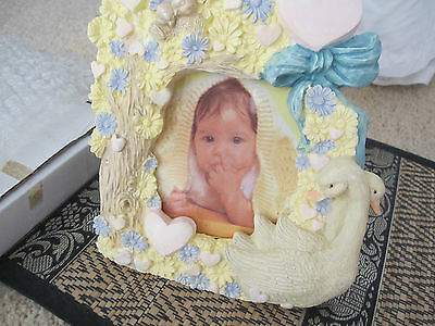 Resin photo frame lovely design style