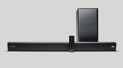 Cambridge Audio TVB2 (v2) - TV Soundbar with Bluetooth and Wireless Subwoofer.