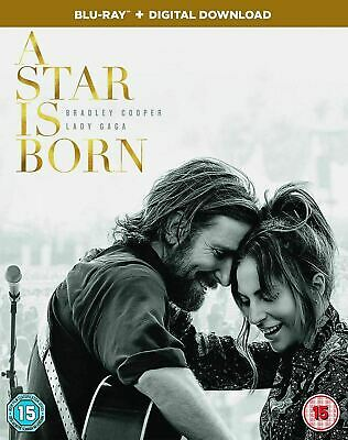 A Star Is Born (BLU-RAY) used-very good