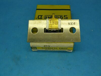 Square D C83 Thermal Overload Relay Heater Element New