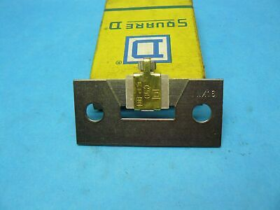 Square D C90 Thermal Overload Relay Heater Element New