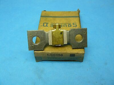 Square D CC156 Thermal Overload Relay Heater Element New