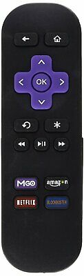 Replacement IR Remote Control Stick for Roku 4 HD Roku 2 TV Streaming Player