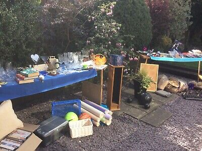 Carboot Sale Job Lot over 200 mixed items!