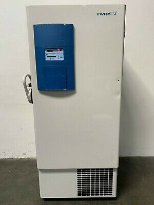 VWR 5605 -86ºC Ultra Low Laboratory Cryogenic Freezer 17 CU FT 230V