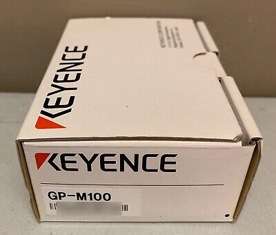New Keyence GP-M100 Heavy Duty Digital Pressure Sensor Guaranteed