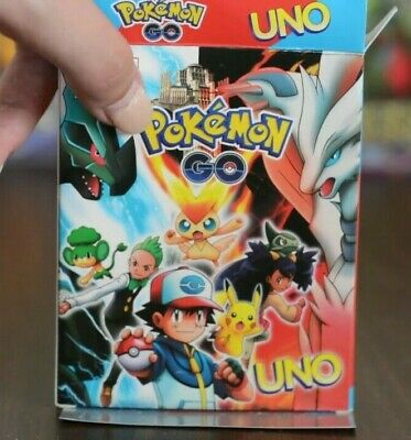 UNO Playing Cards Game POKEMON GO card -OFFER-OFFER!!