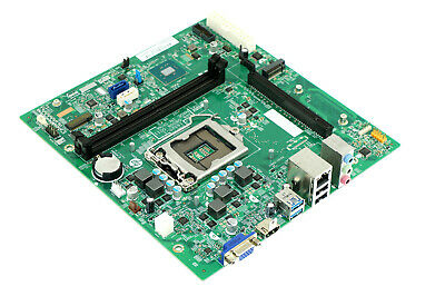 HP Desktop PC 570-P023W 270-P Intel 1151 System Motherboard 906148-001 Tested
