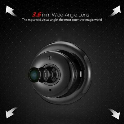 Cam V2 1080p Audio HD IP Wireless WiFi Indoor Home Smart Camera Night~Vision