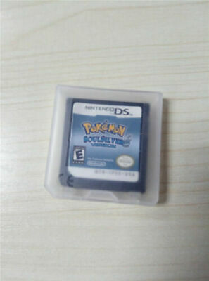 Pokemon Soul Silver Version Game Card for Nintendo DS NDS NDSi NDS Lite NDSLL