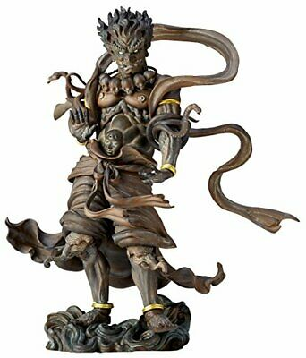 Takeya formula freely ornament Fukasuna Gen wood carving ver 142mm action figure