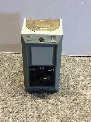 New Square D 9001BG112 Pushbutton Station Hand Off Auto Selector Switch Ser. A