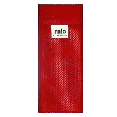 Frio - Duo Wallet Insulin Cooler Colour RED
