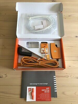 Aspen Mini Orange Air Conditioning Condensate Pump