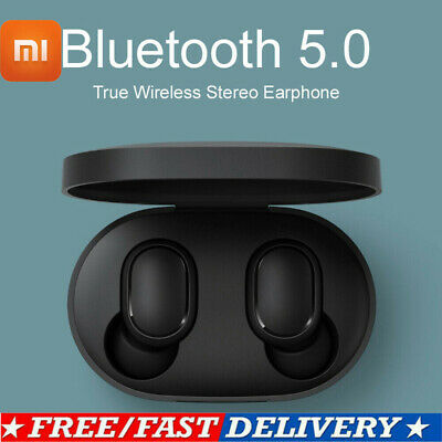 Xiaomi Redmi Airdots TWS Bluetooth 5.0 Earphones Earbuds Wireless Headphones NEW