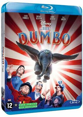 Dumbo  COFFRET  Blu-ray DISNEY Neuf Emballe