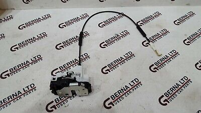 FIAT 500 Mk1 2008 - 2017 FRONT LEFT PASSENGER SIDE DOOR LOCK BLOCK 52041740