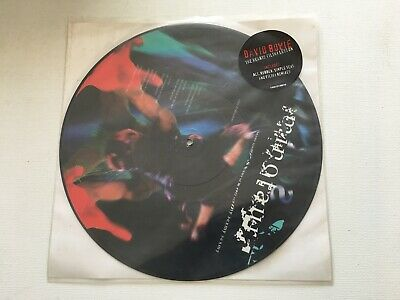 Vinyle - David Bowie - The Hearts Filthy Lesson - 1995 - Picture Disc