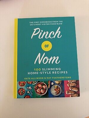 Pinch of Nom 100 Slimming, Home-style Recipes by Kay Featherstone PDF Not Book