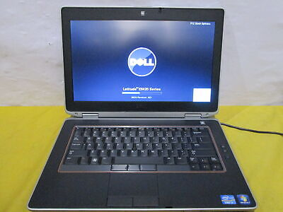 Dell Latitude E6420 Intel Core i5 2.60GHz 4GB Ram Laptop {Integrated Graphics}