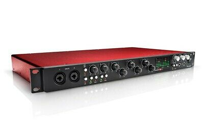Focusrite Scarlett 18i20 (2nd Gen) USB Audio Interface (O-1346)