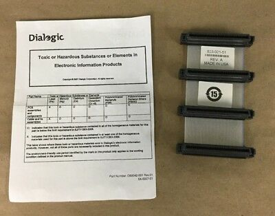 Dialogic Corporation 883-021 4 drop Bus Cable 883-021-51 NEW 883-021