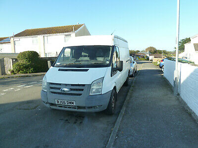 Ford Transit 350 LWB 2.4 TD High Roof for sale....SPARES or REPAIR