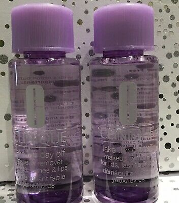 Clinique Take The Day Off Makeup Remover 2 X 50ml (100ml) NEW💕💕