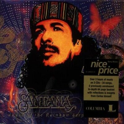 Santana - The Dance Of The Rainbow Serpent [3-CD-Box]