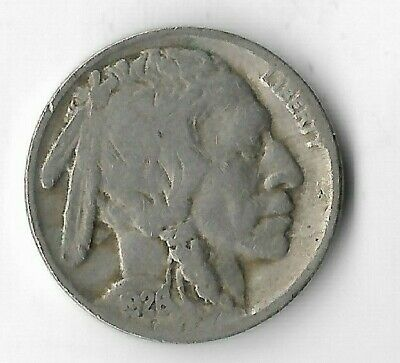 Rare Antique 1926 US Buffalo Indian Nickel Collection Great Depression Coin X38