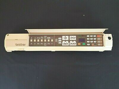 Rare Brother Knitting Machine Kh910 Electroknit Motherboard And Console Assembly