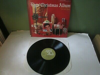 Elvis Presley - Christmas Album ( 50'th Anniversary)   LP