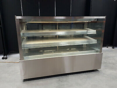 1.8M Refrigerated Food Cake Display Cold Cabinet Showcase