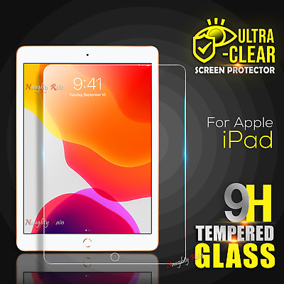 For iPad 7th Generation 10.2 inch Anti Glare PET Tempered Glass Screen Protector