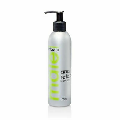 S13001394 256954 Lubrifiant Anal Relax Homme 250 ml Male! 11800003 11800003