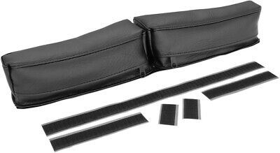 Hopnel Twin Dash Pouches For Indian Roadmaster, Chieftain 14-18 Black V30-206BK