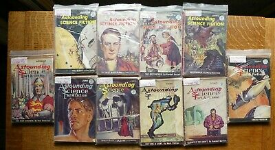 Astounding Science Fiction 1960 11 issues Isaac Asimov, Harry Harrison, Poul And