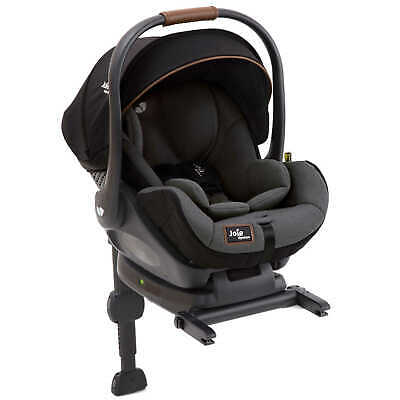 Joie Babyschale Kindersitz inkl. Base i-Level Noir