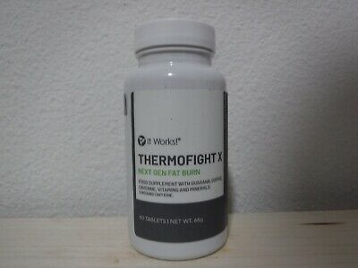 IT WORKS THERMOFIGHT X 60 tablets 03/2021
