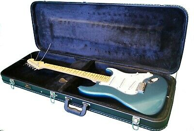 Electric Guitar flight case fits Fender Stratocaster Strat Tele etc by Rock Hard