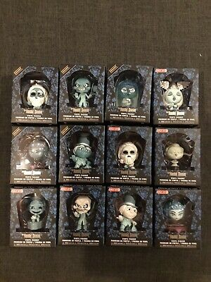 Funko Mystery Minis Haunted Mansion Target/Hot Topic Complete Set of 12 Figures!