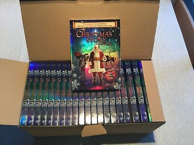 Wholesale Job lot of 22 Brand New DVDs Christmas Story R2 FREE POST Stock Bundle