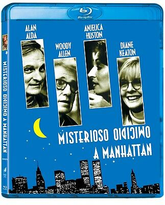 Misterioso Omicidio A Manhattan (Blu-Ray) SONY PICTURES