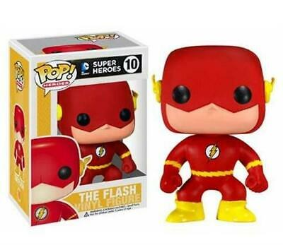 Funko - POP Heroes: DC Universe- The Flash Brand New In Box