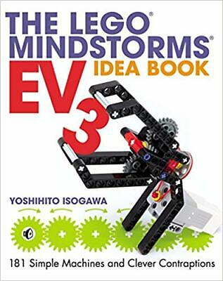 [PDF] The LEGO MINDSTORMS EV3 Idea Book 181 Simple Machines and Clever Contr 1s
