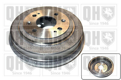 ROVER STREETWISE 1.8 Brake Drum Rear 03 to 05 18K4F 204mm QH Quality Replacement
