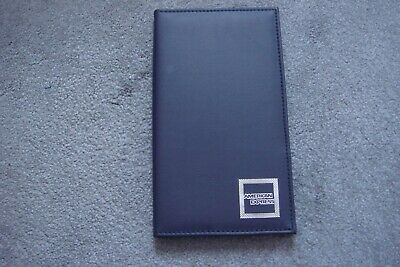 American Express AMEX Branded  Bill Folders for Restaurant Bars x 6