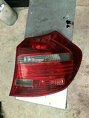 X5 E70 2006-2010 Outer Wing LED Rear Tail Light Lamp N//S Passenger Left